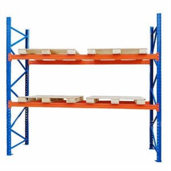 Q235 Steel Oem/Odm Approved Sturdy Heavy Duty Industrial Hanging Storage Rack / Cantilever Racking/Warehouse Rolling Shelving #2 image