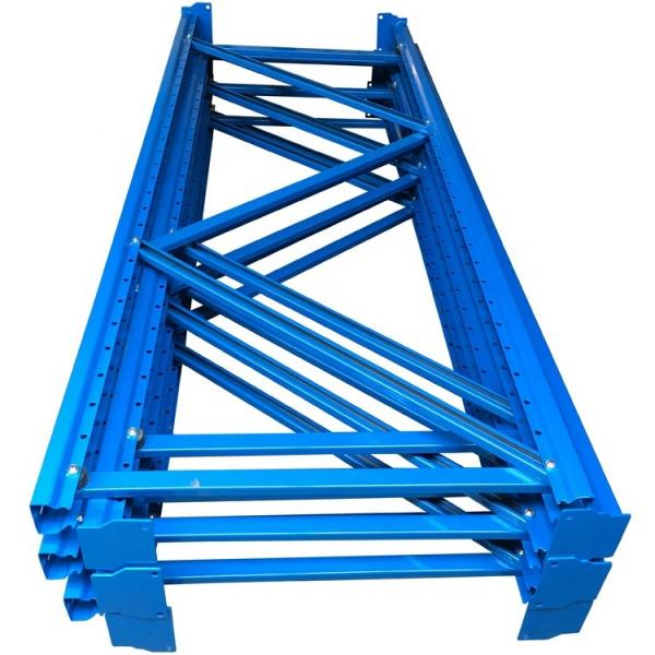 Double side convenient warehouse storage rack cold rolled steel cantilever rack racking #2 image