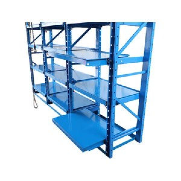 industrial fabric rolls warehouse pallet racks for storage with cheap price #3 image