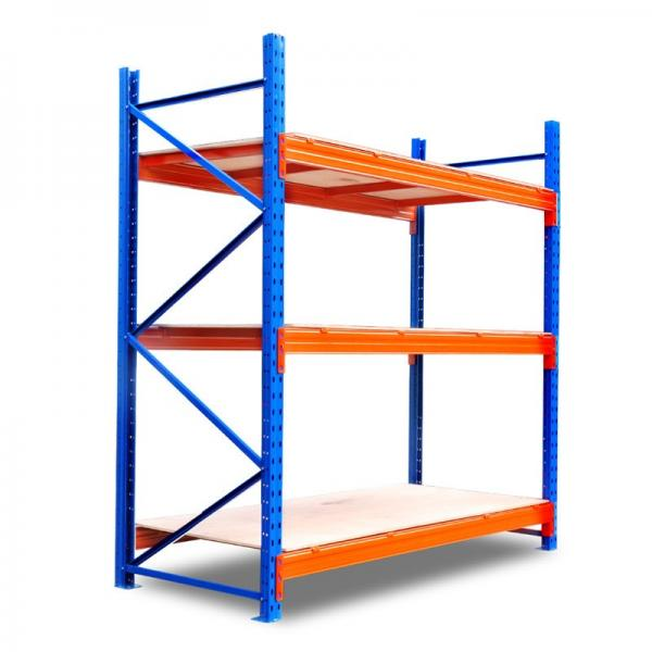 Mobile Pallet Racking for Warehouse Storage CE Certificate Heavy Duty Metal Rack Adjustable #1 image