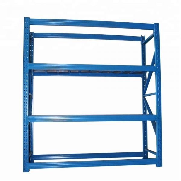 Mobile Pallet Racking for Warehouse Storage CE Certificate Heavy Duty Metal Rack Adjustable #2 image