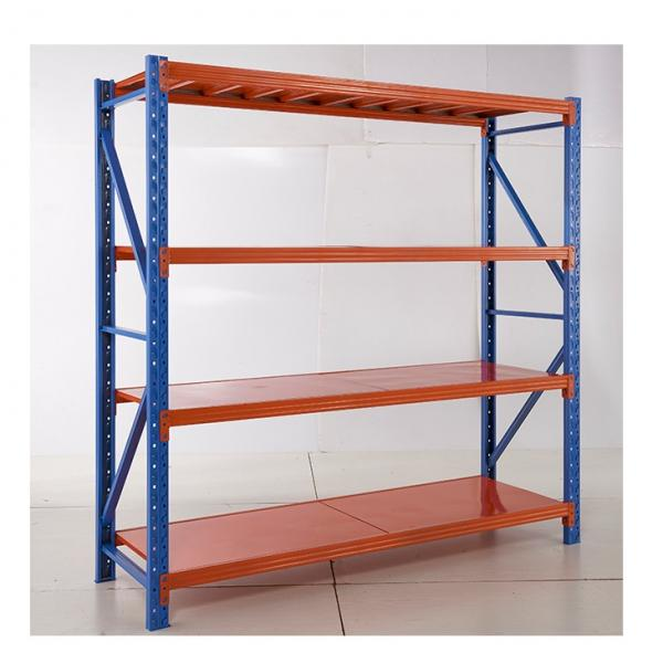 AS4084-2012 approved heavy duty boltless warehouse shelving #2 image